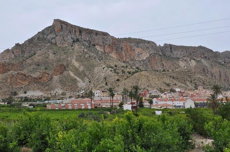 La coalition Charentaise fait les Sierras Andalouse et le désert de Gorafé Dsc_0026