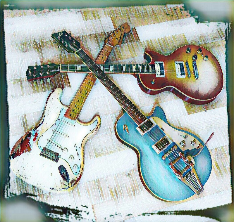 Photos de vos guitares. - Page 20 110