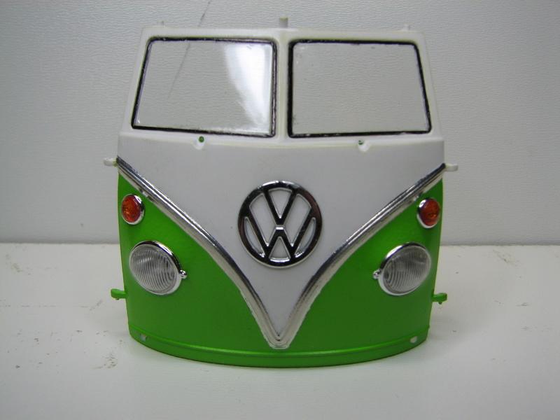 Volkswagen Samba Bus T1 21 Fenêtres Revell 09/10/2016 Volksw30