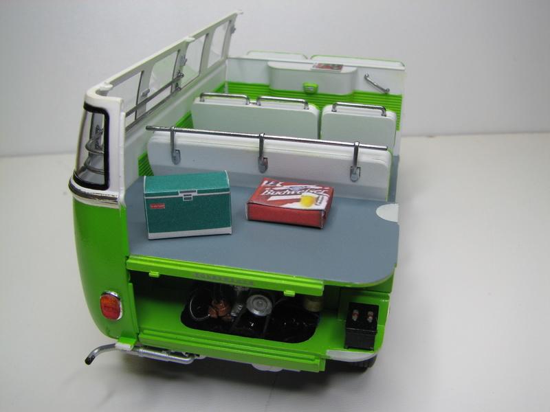 Volkswagen Samba Bus T1 21 Fenêtres Revell 09/10/2016 Volksw35