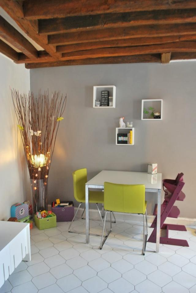 Notre future maison :Aménager cuisine/séjour Salon210