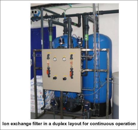 Servicios de Agua   principales campos de servicio - Referencia  Ion_ex10