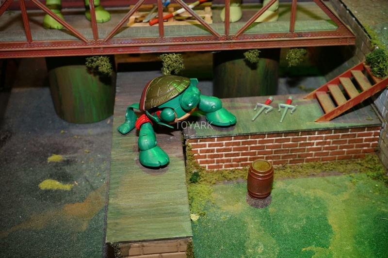 TMNT Playmates toy fair 2017 Toy-fa14