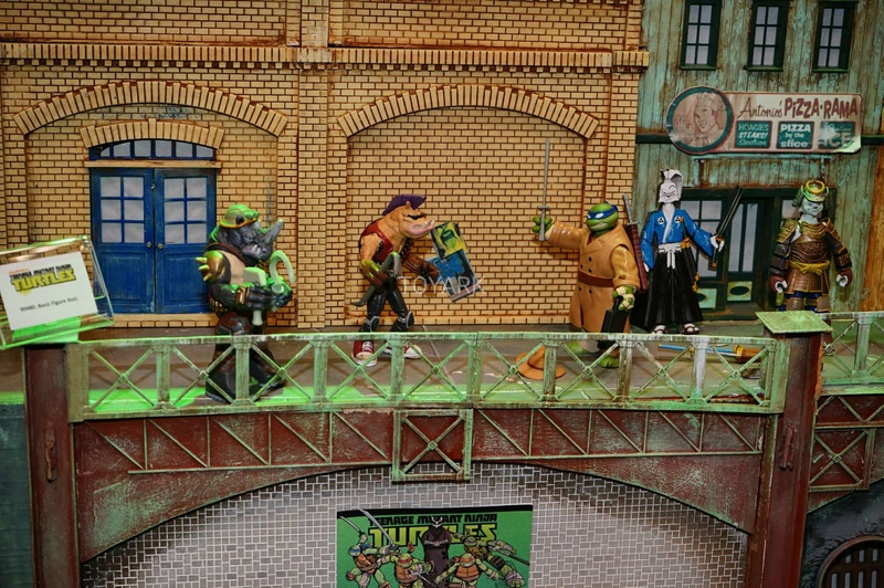 TMNT Playmates toy fair 2017 Toy-fa16
