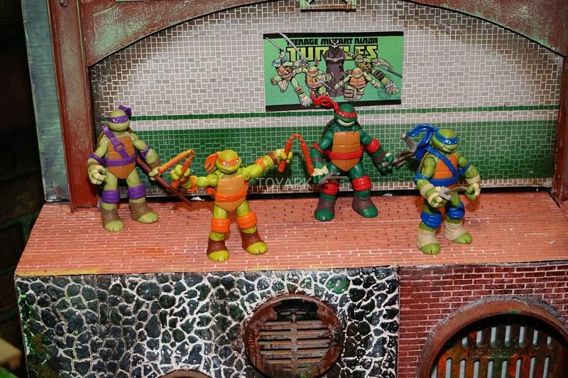 TMNT Playmates toy fair 2017 Toy-fa17