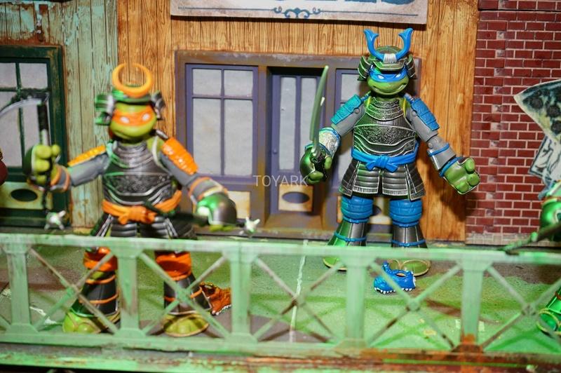 TMNT Playmates toy fair 2017 Toy-fa19