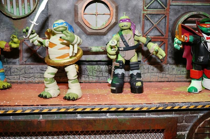 TMNT Playmates toy fair 2017 Toy-fa22