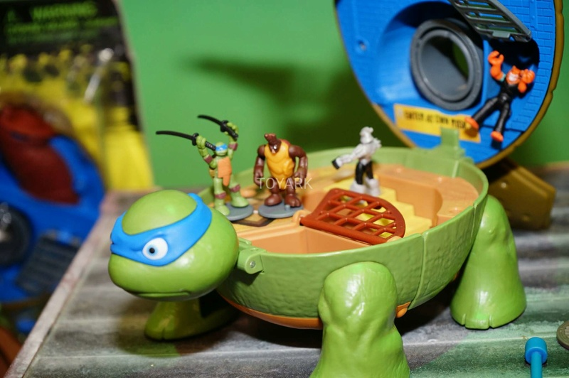 TMNT Playmates toy fair 2017 Toy-fa27