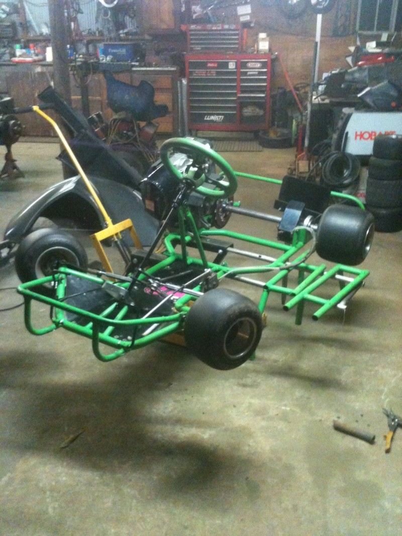 Dirt Oval Racing Go Kart For 2014 Img_1510