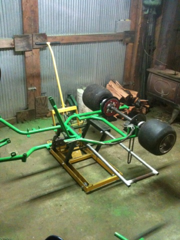 Dirt Oval Racing Go Kart For 2014 Img_8810