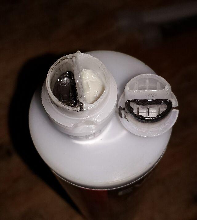 Truc pour remplacer pince bloquante ou serre Tube210