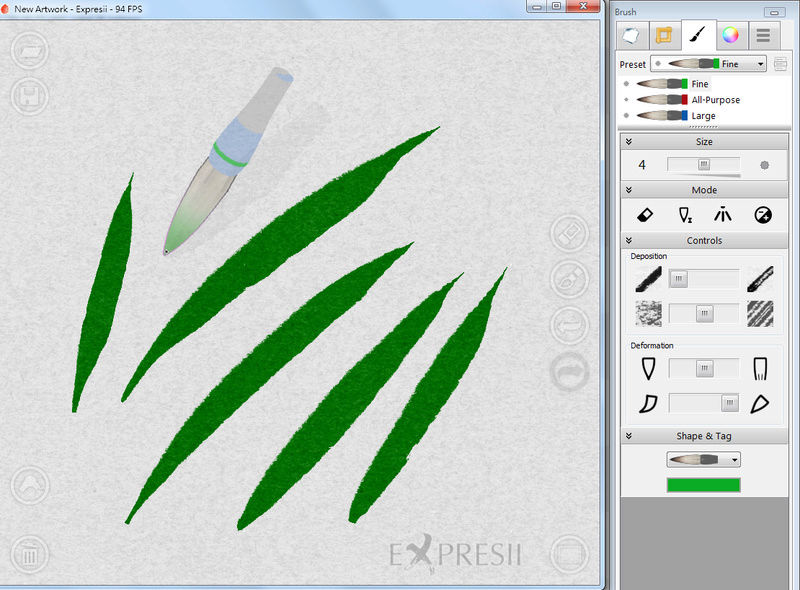 I have a hard time making bamboo leaves Bamboo11