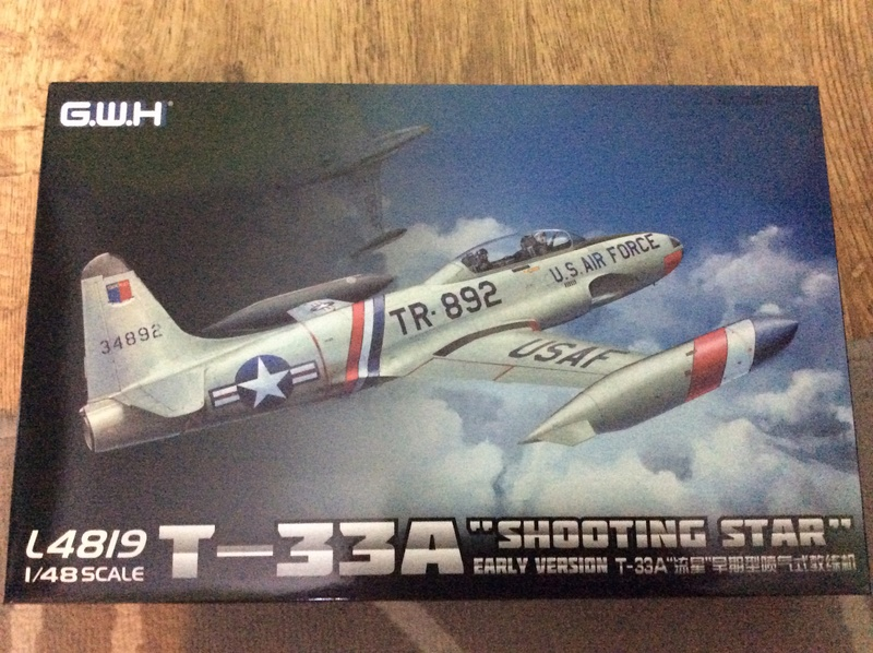 """T-33 A """"Shooting Star"""" -1/48 - Great Wall Hobby Img_3333"""