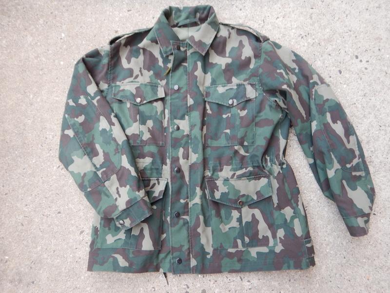 Another ( unpatched ) garrison field coat Dscn5710
