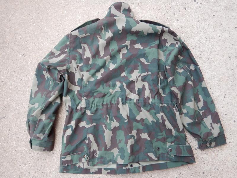 Another ( unpatched ) garrison field coat Dscn5711