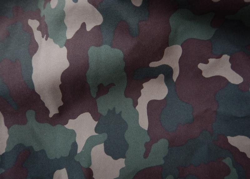 Another ( unpatched ) garrison field coat Dscn5713