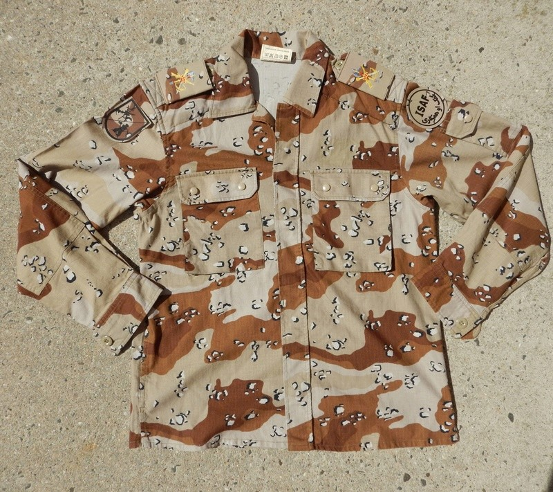 SPANISH LEGION 6 COLOUR DESERT uniform Dscn6316