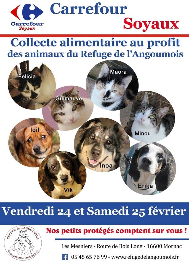 Opération caddies Carrefour Soyaux les 24 et 25 février 2017 Op_cad10