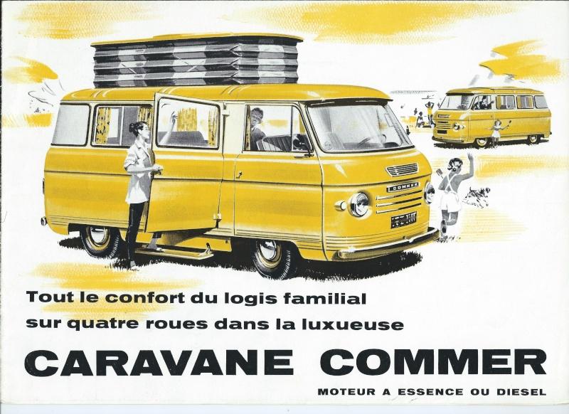 Recherche camionnette Commer Commer10