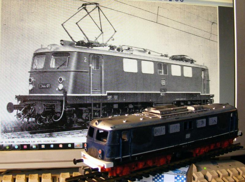 E344 01 - eine Lok für DB und SNCF Dscf6847