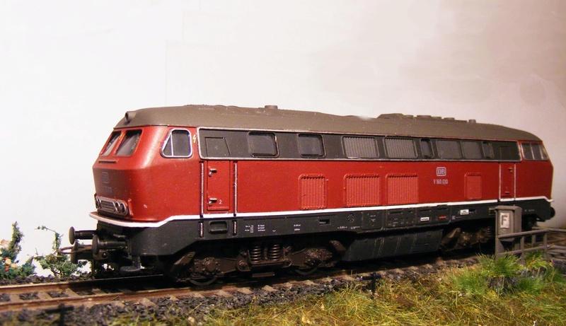 Die V160-Familie, Baureihe 210-219 der DB Dscf6936