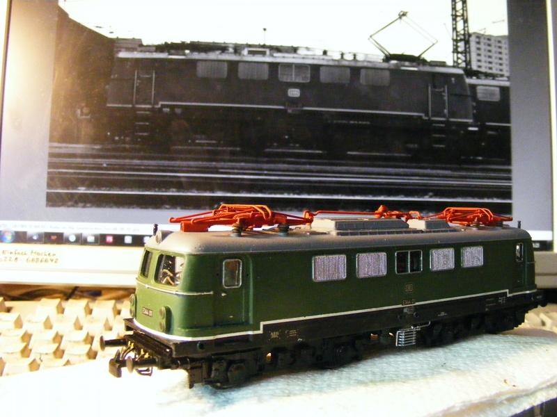 E344 01 - eine Lok für DB und SNCF Dscf7047