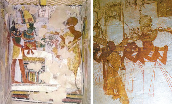 Les prêtres en Egypte ancienne Pretre10