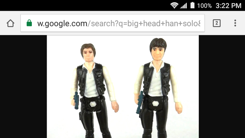 Difference in big head/small head Han Solo Screen19