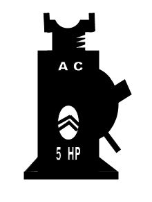 cric pour 5 hp Cric_510