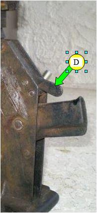 cric - cric 5hp sans le manche plat Cric_511