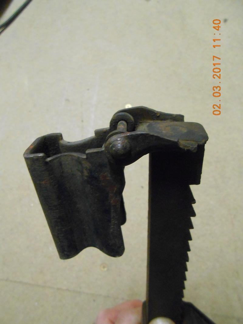 cric - cric 5hp sans le manche plat Dscn8215