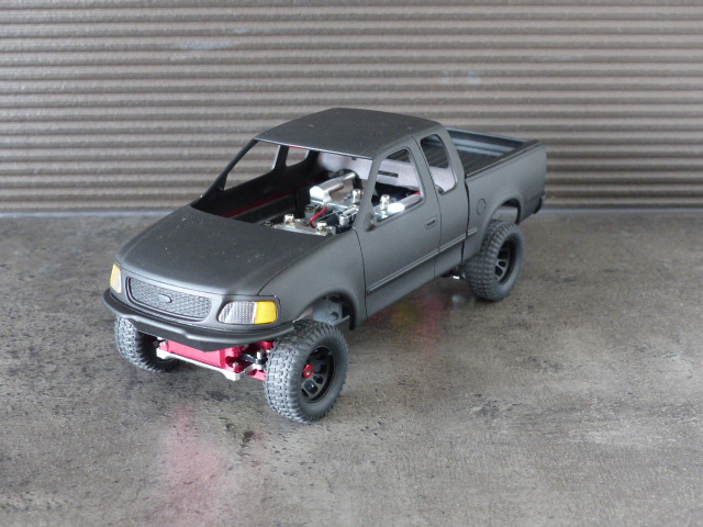 overland FORD F150 XLT P1090213