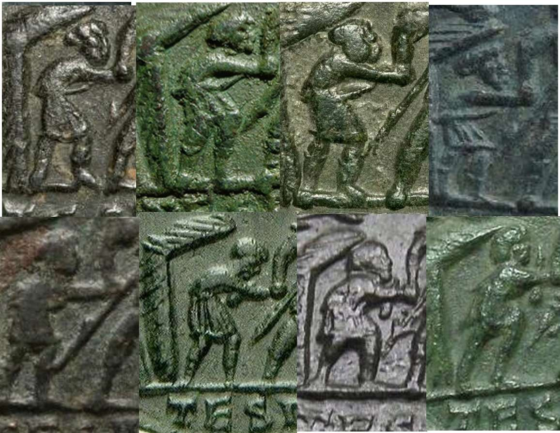 Les bustes prestigieux -(Jeu de boules sous les huttes)- Nouveau thème Dardanesque  - Page 3 Huttes10