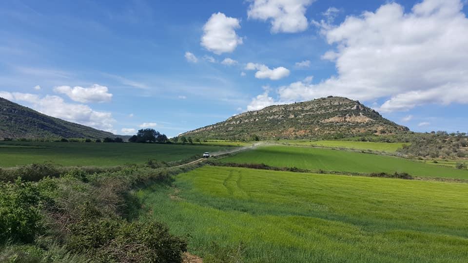 Sortie Montsech y Guara mai 2017 01110