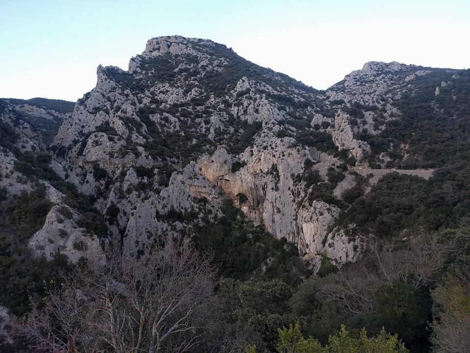 sortie châteaux cathares 25-26/03/2017 0410