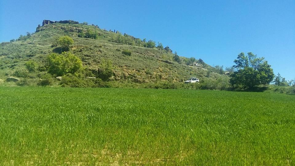 Sortie Montsech y Guara mai 2017 04610