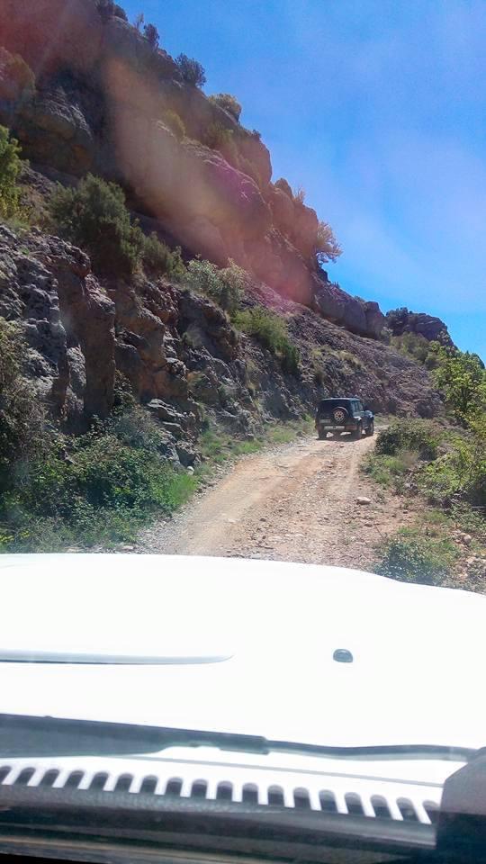 Sortie Montsech y Guara mai 2017 11610