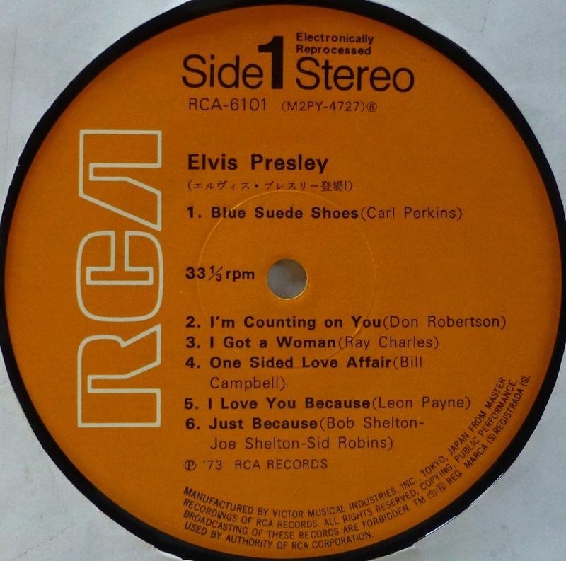 ELVIS PRESLEY 11111134