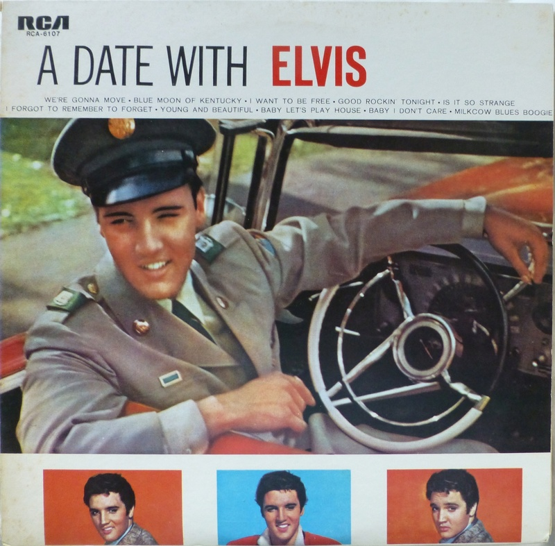 A DATE WITH ELVIS 11111139
