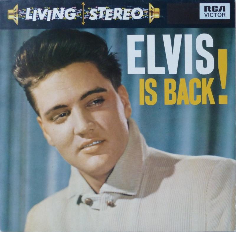ELVIS IS BACK! 116