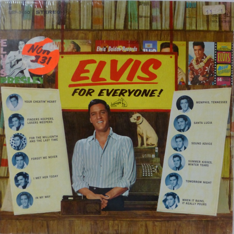 ELVIS FOR EVERYONE! 127