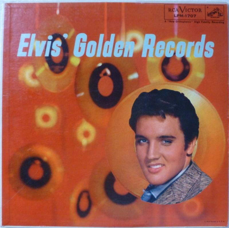 ELVIS' GOLD RECORDS  134