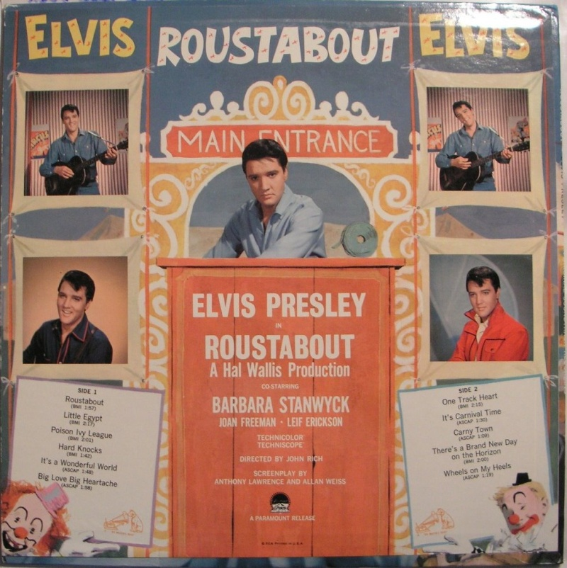 ROUSTABOUT 1a10