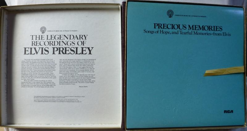 THE LEGENDARY RECORDINGS OF ELVIS PRESLEY 1a27
