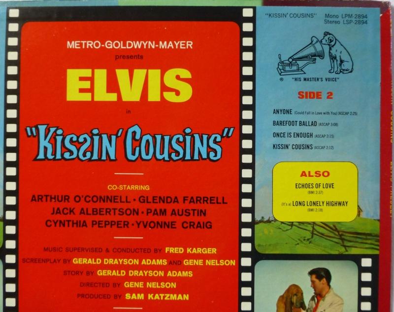 KISSIN' COUSINS 1b34