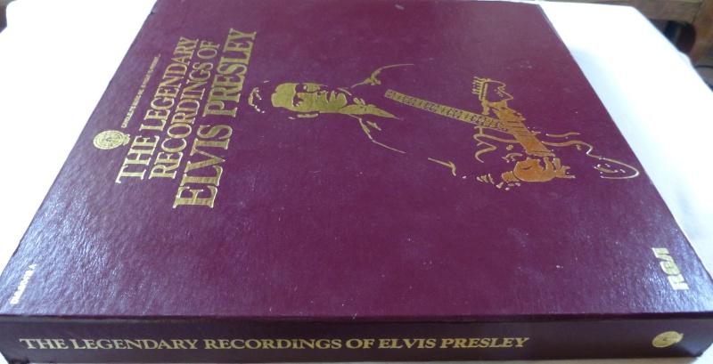 THE LEGENDARY RECORDINGS OF ELVIS PRESLEY 1c30