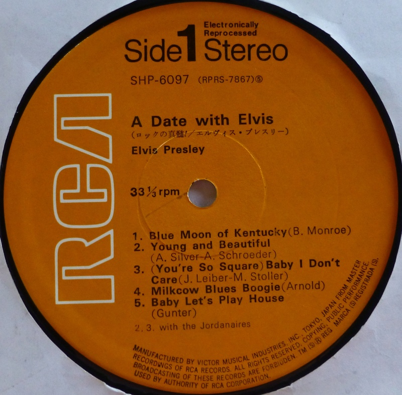 A DATE WITH ELVIS 1c63