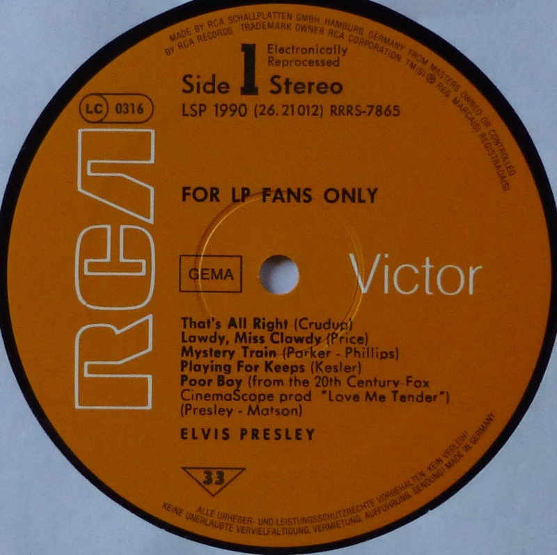 FOR LP FANS ONLY 1f17