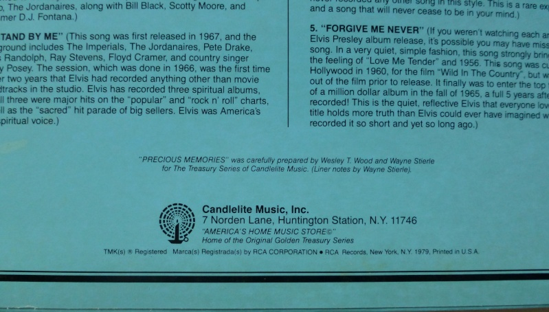 THE LEGENDARY RECORDINGS OF ELVIS PRESLEY 1h13