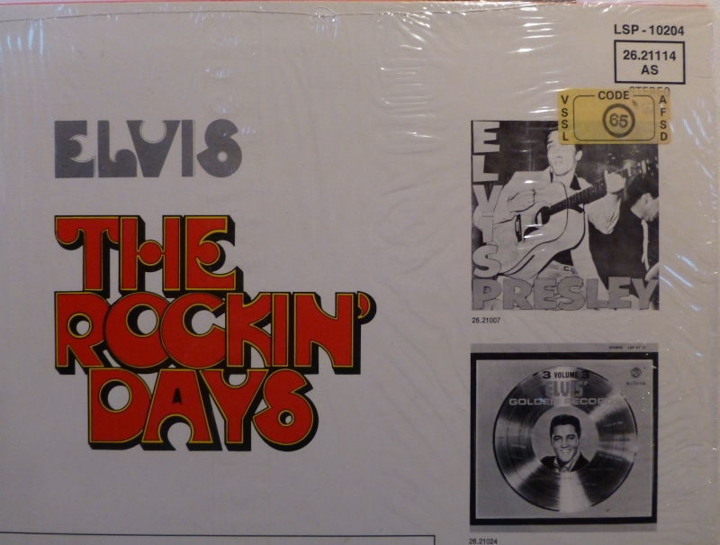 THE ROCKIN' DAYS 2b12